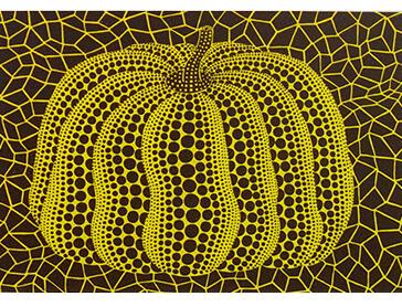 現代アート かぼちゃ 草間彌生の作品