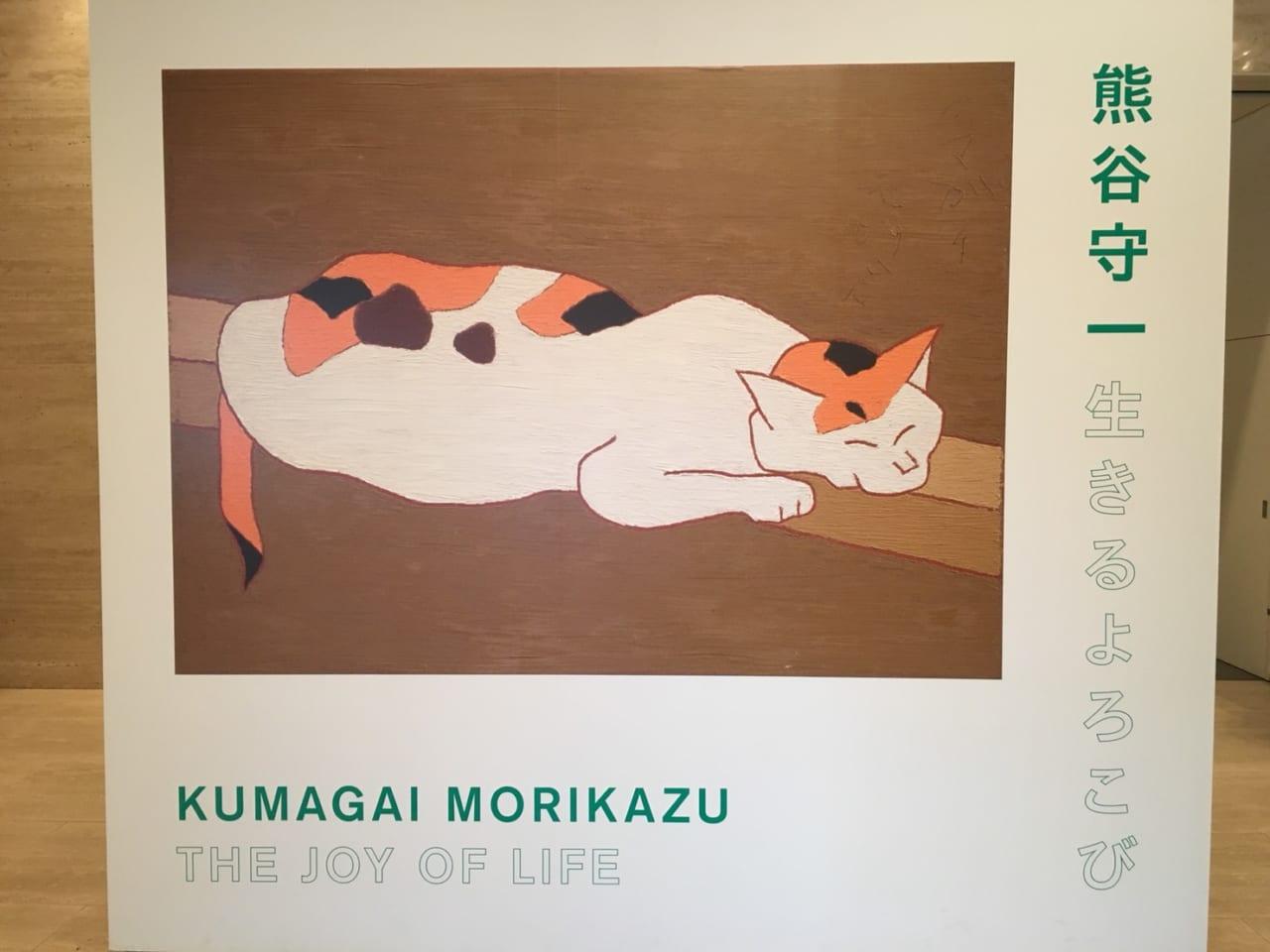 熊谷守一「没後40年 生きるよろこび」展を見て