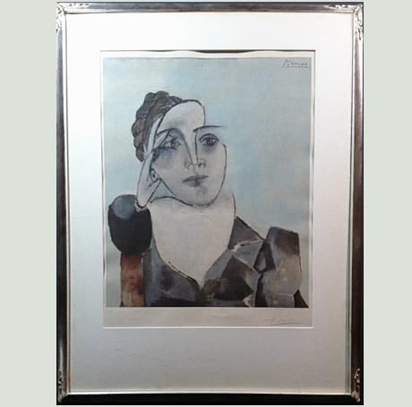 マダムD.Mの肖像