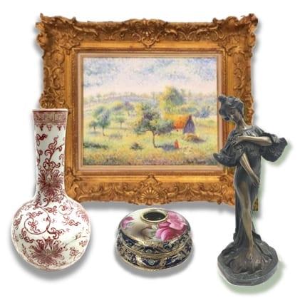 絵画買取・美術品買取の見えづらい点、分かりづらい点について